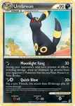 HeartGold and SouldSilver Call of Legends card 22