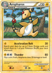 HeartGold and SouldSilver Call of Legends card 23