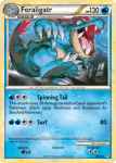 HeartGold and SouldSilver Call of Legends card 25