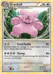 HeartGold and SouldSilver Call of Legends card 26