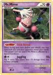 HeartGold and SouldSilver Call of Legends card 29