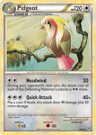 HeartGold and SouldSilver Call of Legends card 30