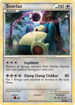 HeartGold and SouldSilver Call of Legends card 33