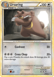 HeartGold and SouldSilver Call of Legends card 37