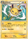 HeartGold and SouldSilver Call of Legends card 45