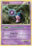HeartGold and SouldSilver Call of Legends card 47