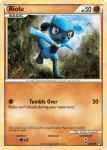 HeartGold and SouldSilver Call of Legends card 50