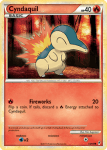 HeartGold and SouldSilver Call of Legends card 55