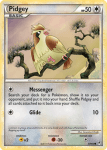 HeartGold and SouldSilver Call of Legends card 67
