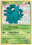 HeartGold and SouldSilver Call of Legends card 68