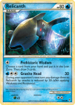 HeartGold and SouldSilver Call of Legends card 69