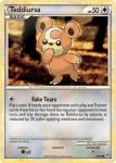 HeartGold and SouldSilver Call of Legends card 73