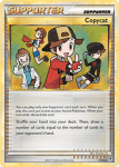 HeartGold and SouldSilver Call of Legends card 77