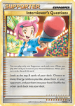 HeartGold and SouldSilver Call of Legends card 79
