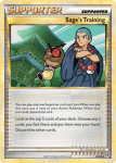 HeartGold and SouldSilver Call of Legends card 85
