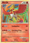 HeartGold and SouldSilver Call of Legends card 9