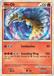HeartGold and SouldSilver Call of Legends card SL5
