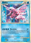 HeartGold and SouldSilver Call of Legends card SL8