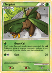 HeartGold and SoulSilver Unleashed card 66