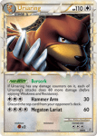 HeartGold and SoulSilver Unleashed card 89