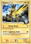 Platinum Arceus card 12