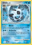 Platinum Arceus card 18