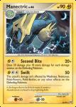 Platinum Arceus card 22