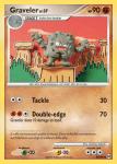 Platinum Arceus card 37