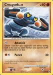 Platinum Arceus card 61