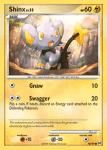 Platinum Arceus card 74