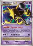 Platinum Rising Rivals card 103