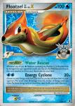 Platinum Rising Rivals card 104