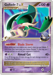 Platinum Rising Rivals card 106