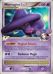 Platinum Rising Rivals card 110