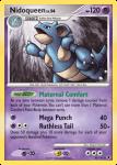 Platinum Rising Rivals card 30