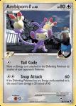 Platinum Rising Rivals card 56