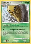 Platinum Rising Rivals card 66