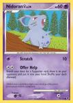 Platinum Rising Rivals card 71