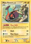 Platinum Rising Rivals card RT4