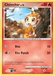Platinum set card 70