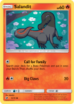 Sun and Moon Dragon Majesty card 13
