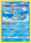 Sun and Moon Dragon Majesty card 24