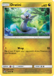 Sun and Moon Dragon Majesty card 34