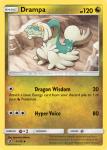 Sun and Moon Dragon Majesty card 51