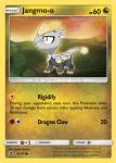 Sun and Moon Dragon Majesty card 52