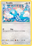 Sun and Moon Dragon Majesty card 57