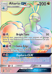 Sun and Moon Dragon Majesty card 72