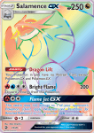 Sun and Moon Dragon Majesty card 73