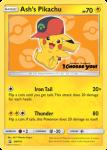 Sun and Moon Promo card SM110