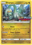 Sun and Moon Promo card SM21